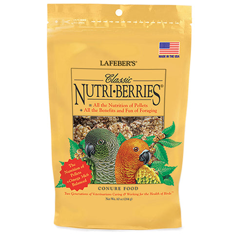 Conure Nutri-Berries 10 oz