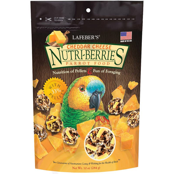 Cheddar Cheese Nutri-Berries 10 oz