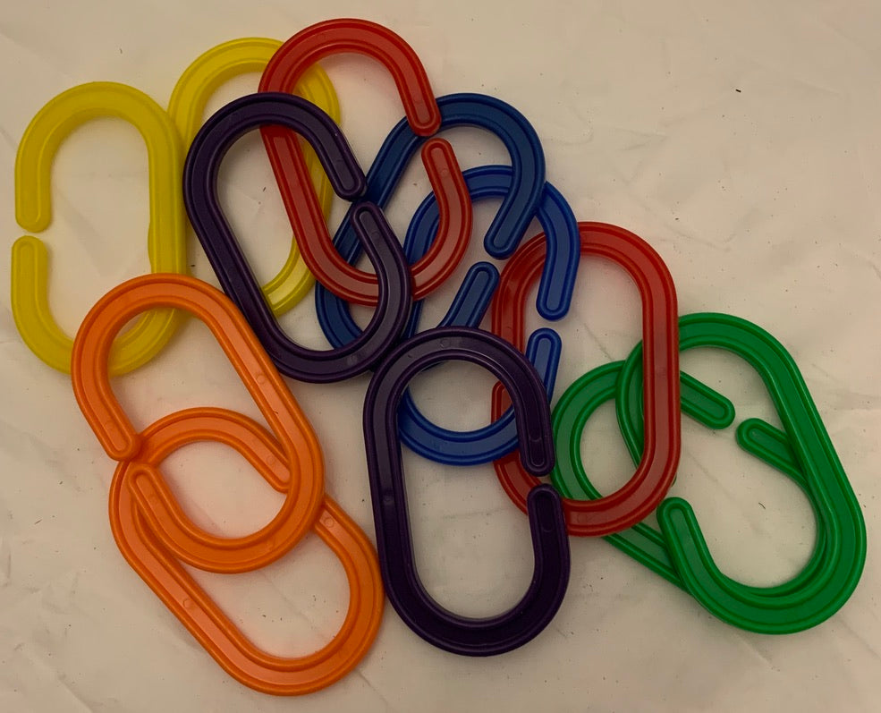 Giant C Links - 12 pack
