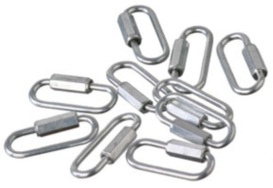 Wide Jaw Quick Links - 10 pk