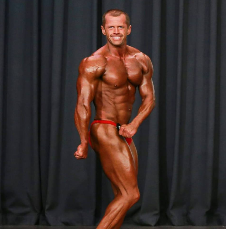 Fuel of the Gods Founder Joshua Webb Takes 2nd Place in National Bodybuilding Competition