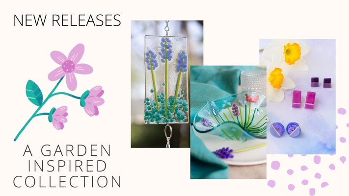 Garden Inspired New Products!