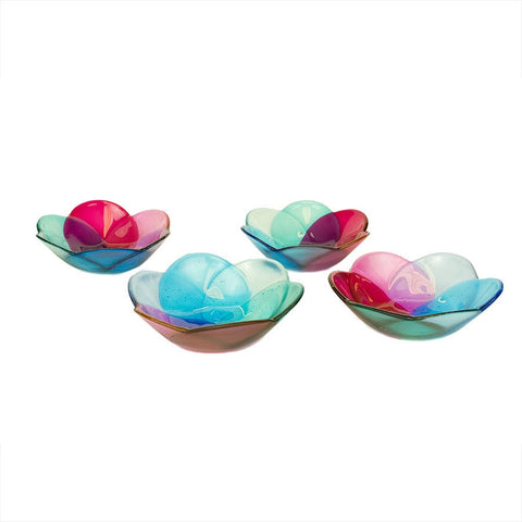 Acer Petal Bowls- Set of 4