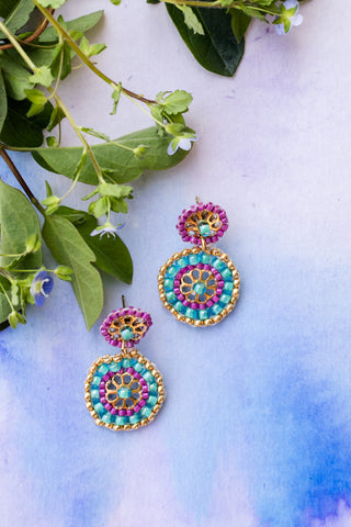 Amelie Drop Earrings
