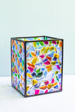 Multicolored Lights Lantern Large