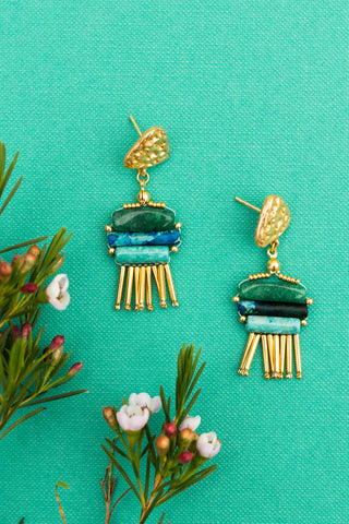 Axo Drop Earrings