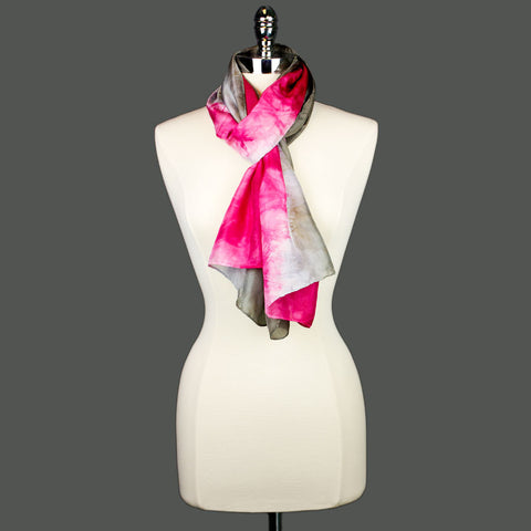 Tempt Silk Scarf