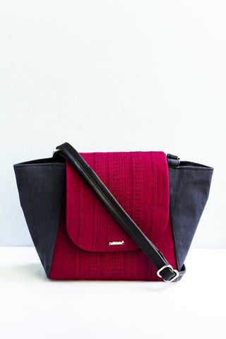 Mini Trapeze Handbag