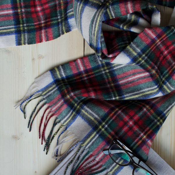 British Lambswool Scarf