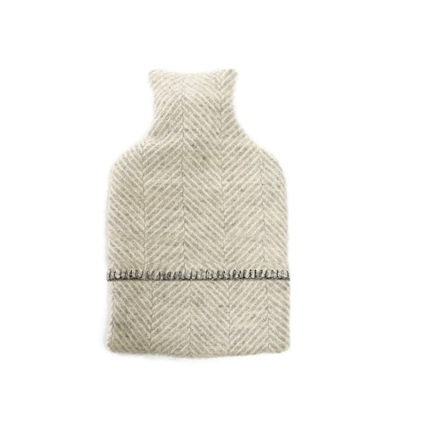Hot Water Bottle Grey Wool - Coming Soon