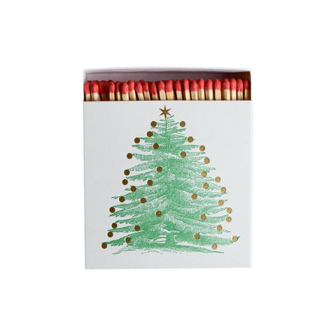 Luxury Matches Christmas Tree