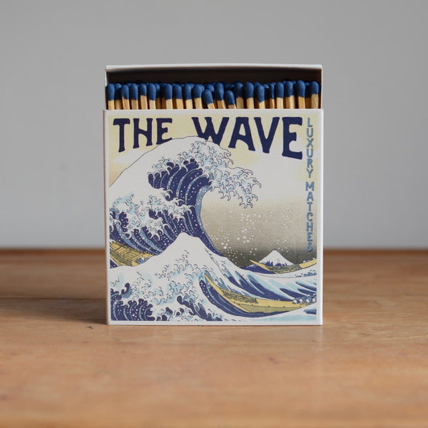 Luxury Matches The Wave