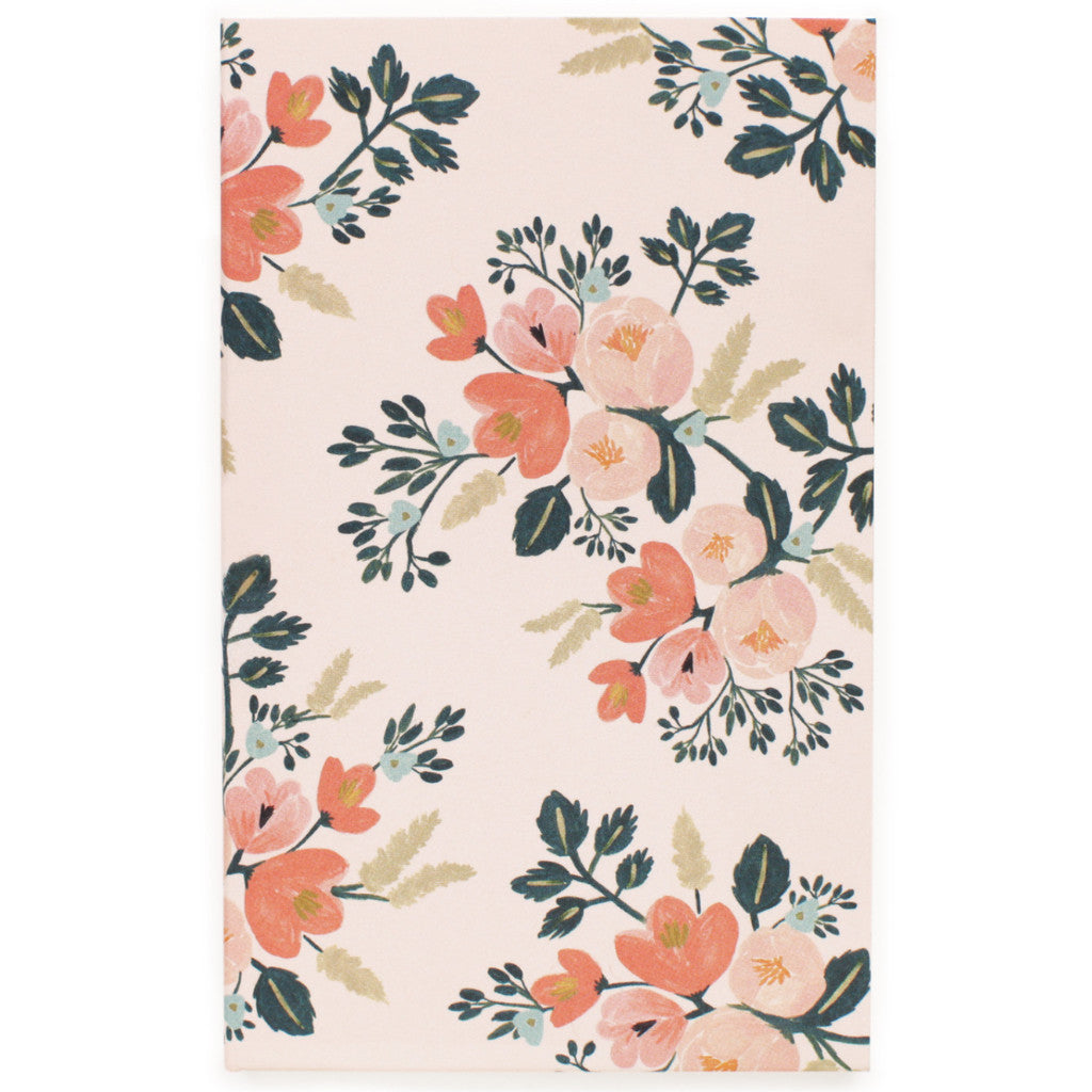 Botanical Floral Pocket Notepad