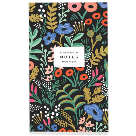 Tapestry Floral Pocket Notepad
