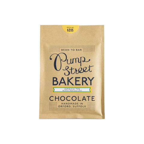 Pump Street Bakery Chocolate - Bachelor's Hall Estate Jamaica 75%