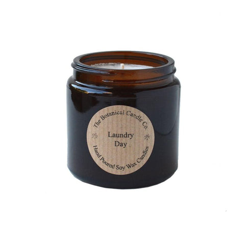 Soy Wax Candle Laundry Day