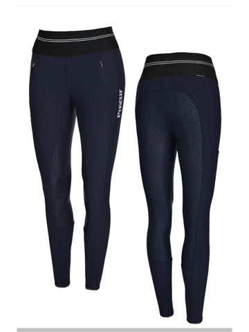Pikeur Softshell Gia Grip Athleisure Riding Tights