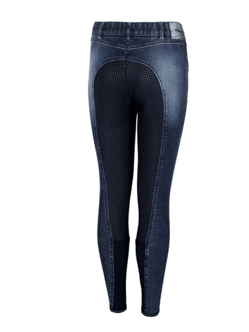 Pikeur Kalotta Grip Jeans Breeches for Girls