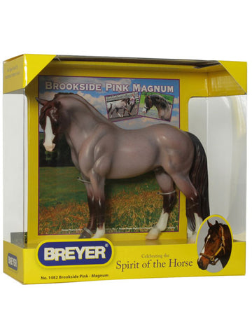 Breyer Brookside Pink Magnum Welsh Pony