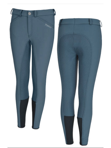 Pikeur Kids Softshell Braddy Grip Breeches