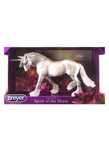 Spirit of the Horse - Breyer Xavier Mystical Unicorn