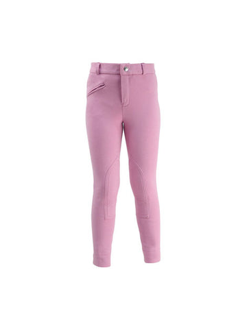 Children's Everyday Pink Riding Jodhpurs