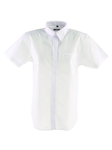 Plain White Show Shirt