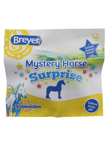 Breyer Stablemates Mystery Horse Surprise