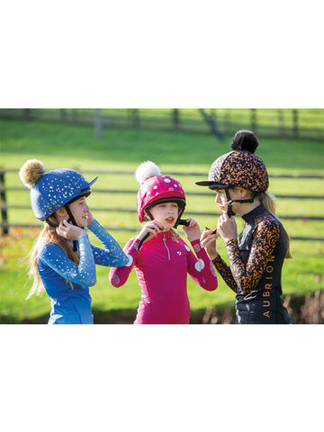 Aubrion Cross Country Pom Pom Hat Cover