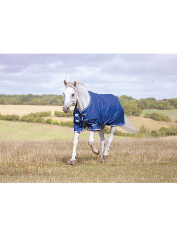 Shires Tempest Lightweight Turnout - 0g Fill