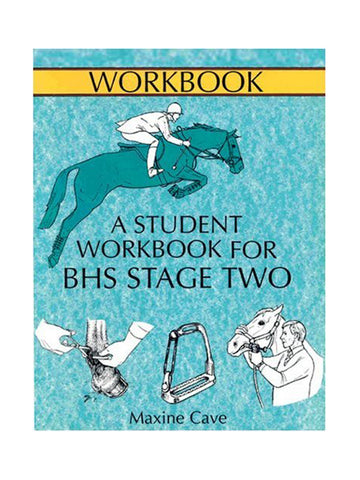 A Student Workbook for BHS Stage Two  - Maxine Cave