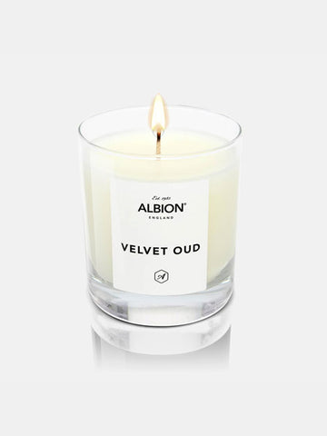 Albion Luxury Candle - Velvet Oud