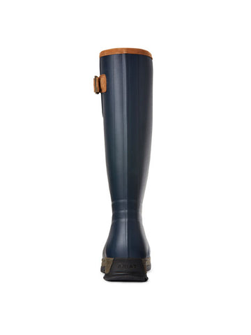 Ariat Burford Navy Wellingtons