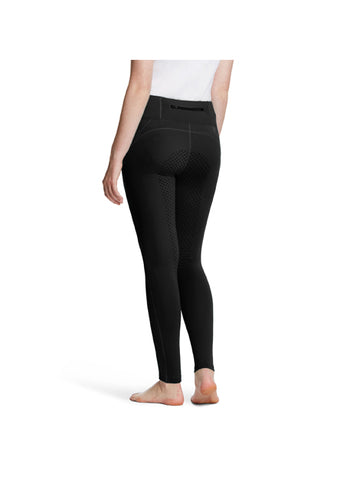 Ariat Attain Thermal Full Seat Riding Tights - Black