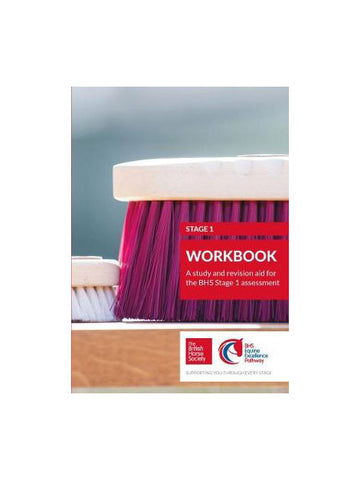 BHS Stage 1 Workbook: A study and revision aid for the BHS Stage 1 assessment