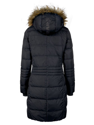 Cavallo Opalo Ladies Long Winter Down-Filled Coat
