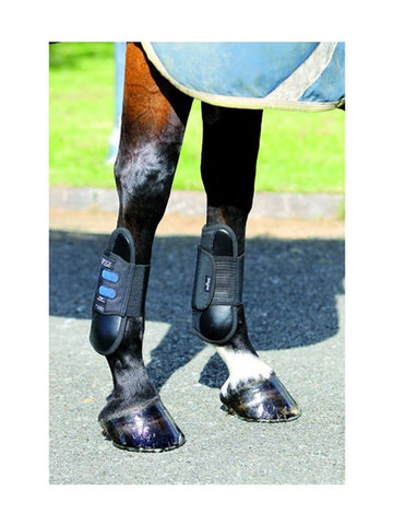 Dalmar Open Fronted Tendon Boots