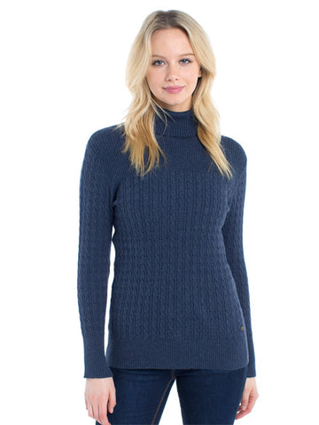 Dubarry Boylan Polo Neck Sweater