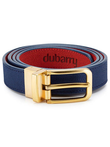 Dubarry Foynes Leather Belt