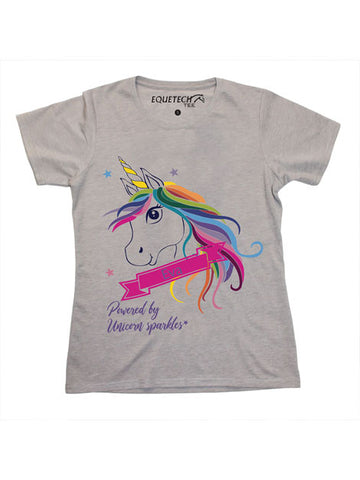 Child's Unicorn T-shirt by Equetech