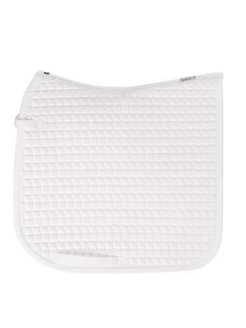 Eskadron Cotton White Dressage Saddle Pad