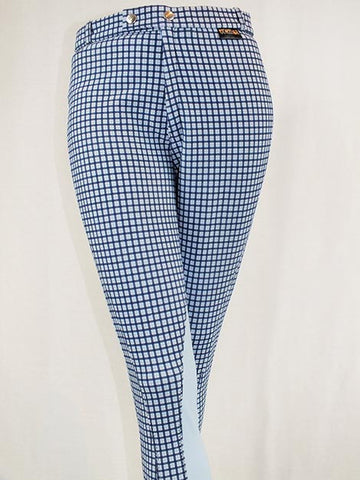 Gorringe Check Jodhpurs
