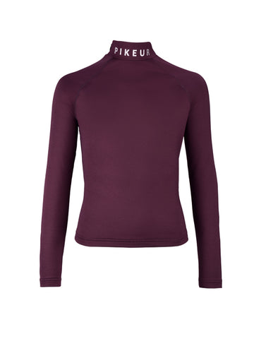 Pikeur Guapa Base Layer for Children - Burgundy