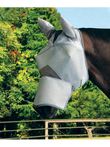 Cashel Long Fly Mask With Ears