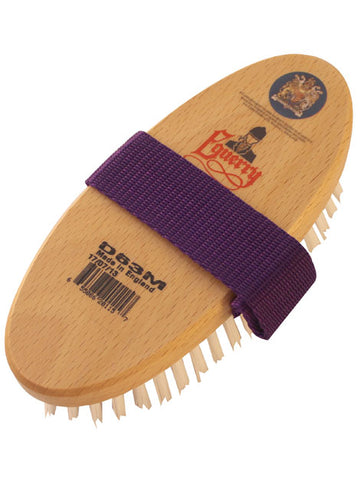 Equerry Medium Lacquered Body Brush