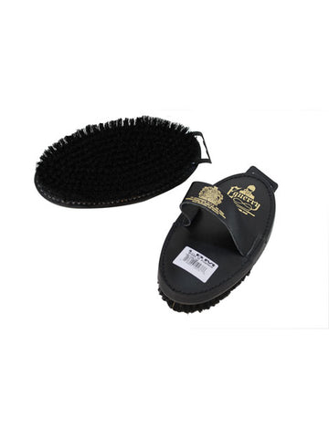 Equerry Leather Backed Natural Bristle Body Brush