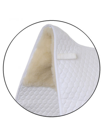Griffin HiWither Half Wool Saddle Pad