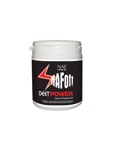 NAF DEET Power Gel