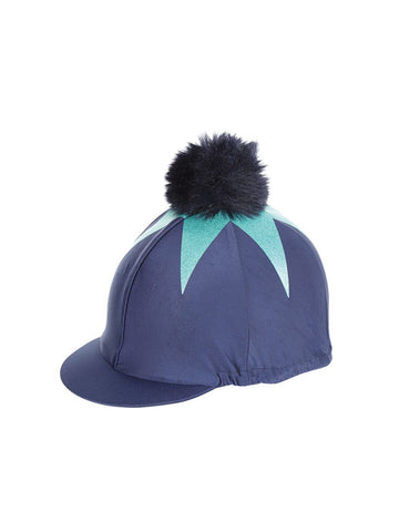Pom Pom Hat Cover with Star by Shires