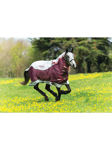 Horseware Rambo Summer Series Lightweight Turnout Rug + 100g Liner